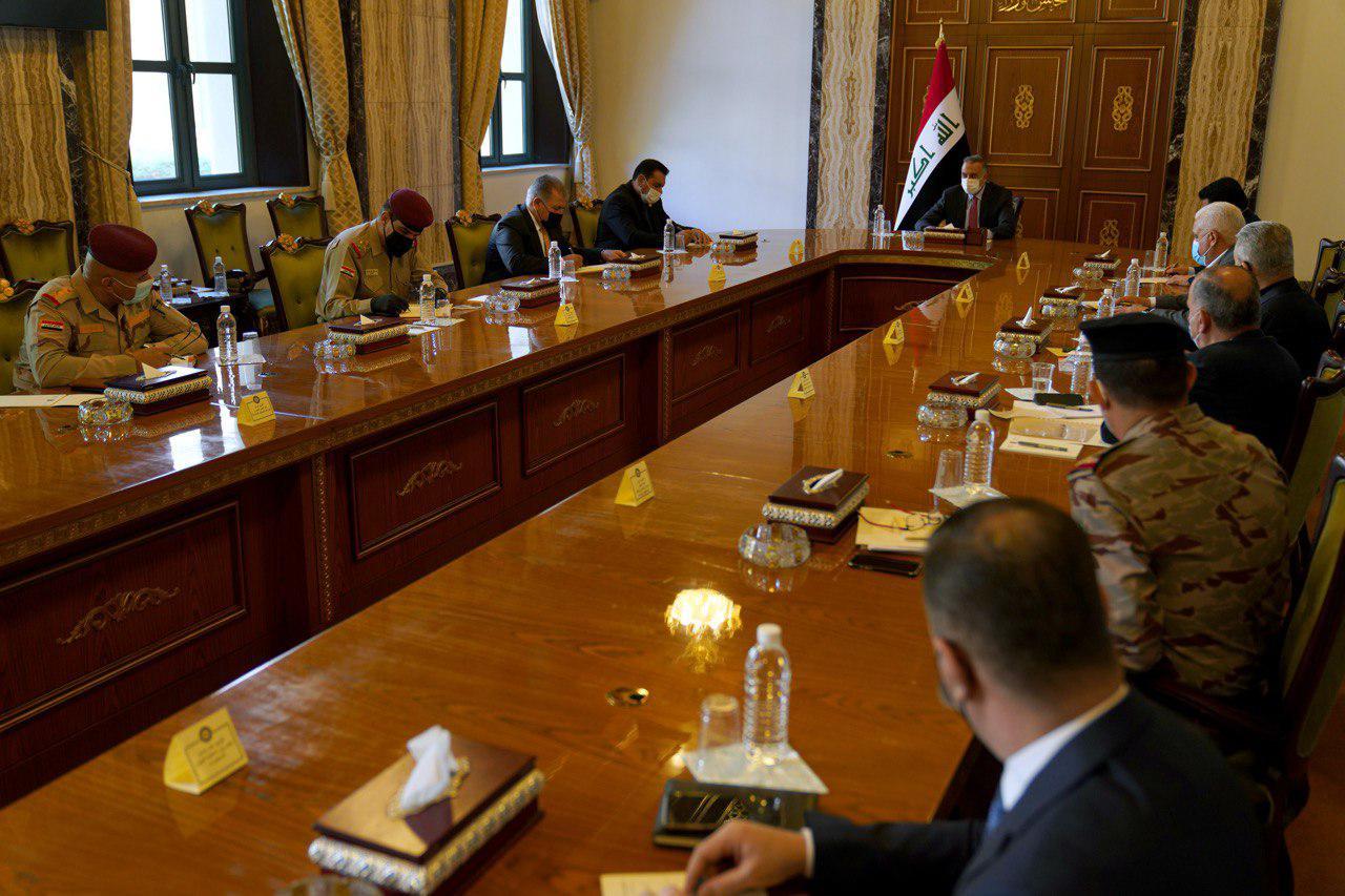 الكاظمي يترأس الاجتماع الأول للجنة التحقيق في الخروقات الأمنية   وكالة اخر  الاخبار